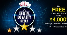 loyalty offer khelplay rummy bonus free cash