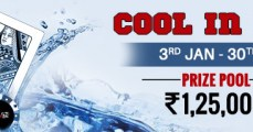 Cool in Pool Promotion [January 2018]