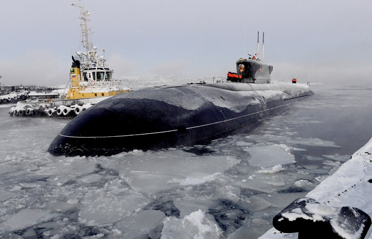 Russia to complete building 7 Yasen class nuclear subs