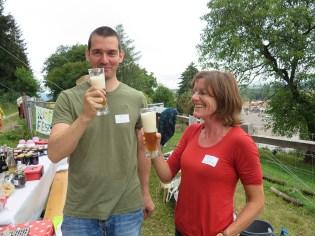 Bier von Hirni-Bräu