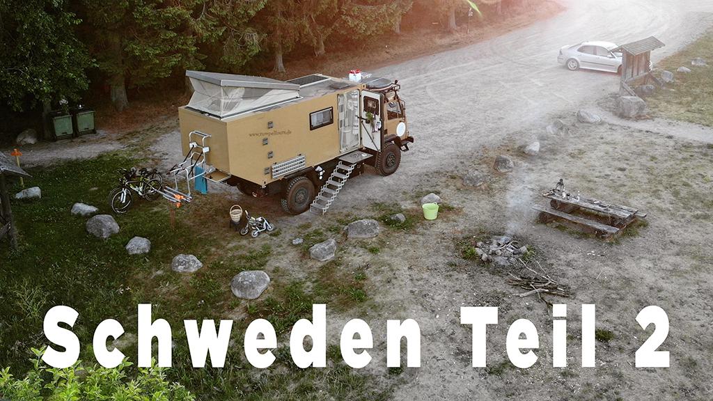 Testreise Schweden Teil 2