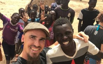 """Das """"richtige"""" Afrika."""