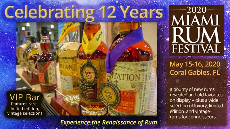 Miami Rum Fest Celebrates A Dozen Years