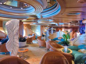 Rum Cruise - the onboard bars