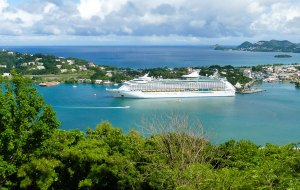 Rum Cruise - the ship