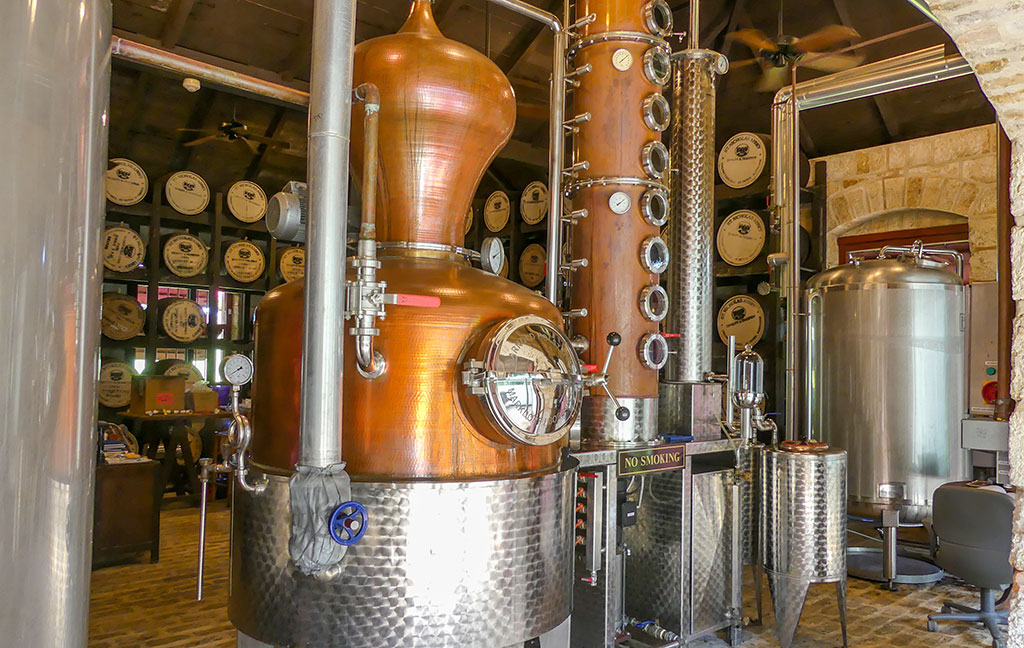 Rum Cruise - Pot Still