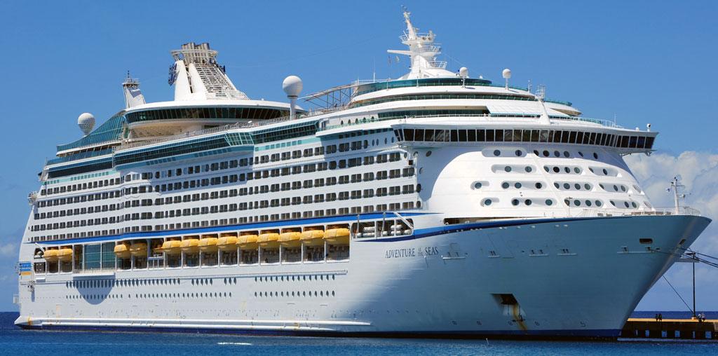 Rum Cruise Ship - Adventure Of The Seas
