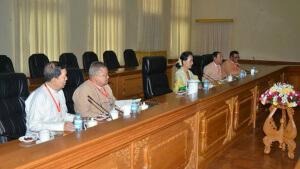 緬甸新政權