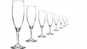 笛型香檳杯