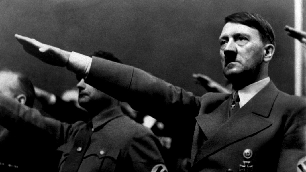 希特勒贊助中華奧運代表隊