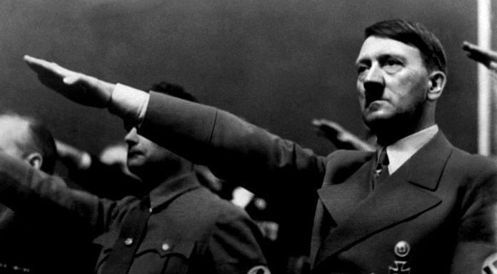 希特勒是德國人嗎