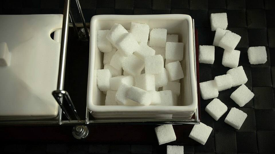 癌細胞愛吃糖