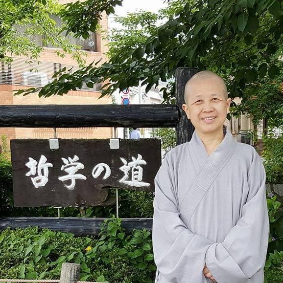 釋昭慧法師(圖片來源:釋昭慧臉書)
