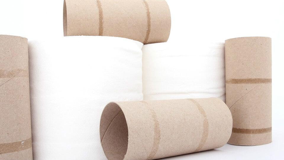 衛生紙丟馬桶