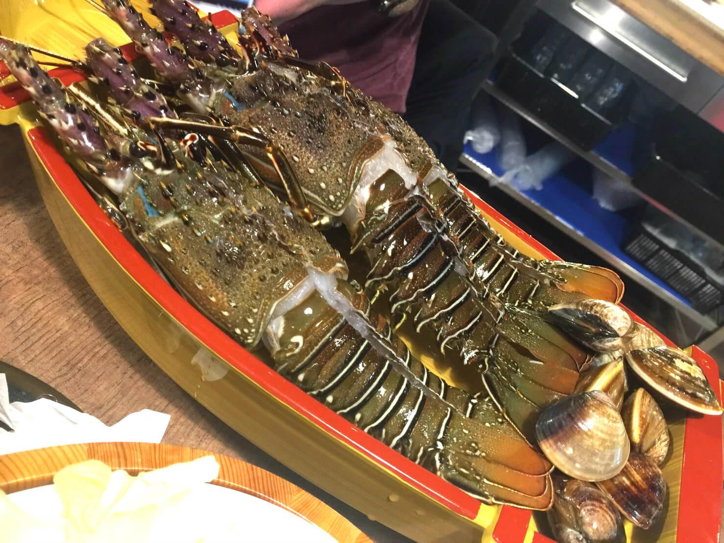 崔官木桶鍋龍蝦