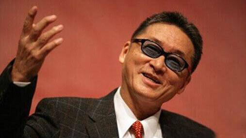 李敖(圖片來源:騰訊娛樂)http://ent.qq.com/a/20141022/057221.htm