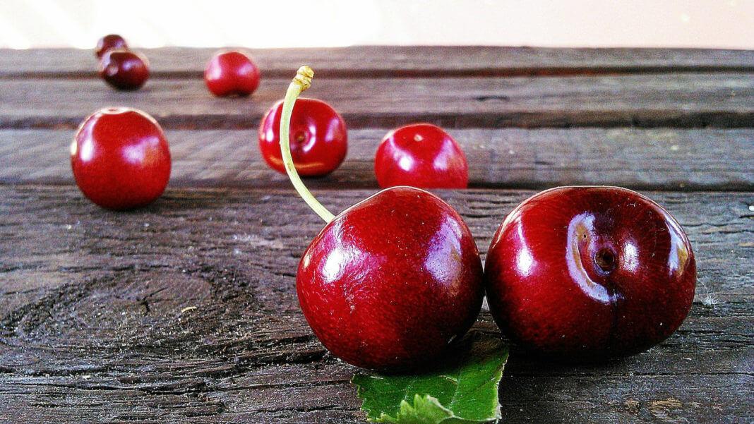 吃櫻桃不會氰化物中毒。(圖片來源:https://pixabay.com)