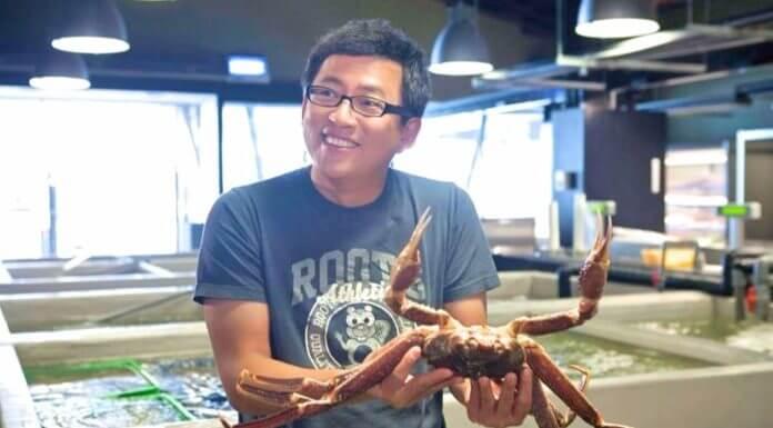 廚師詹姆士(圖片來源:詹姆士臉書)