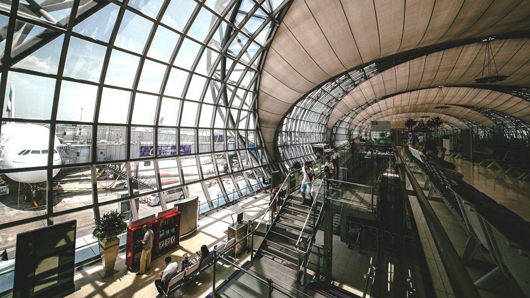 國際機場免稅店詐騙事件是則老故事了。(圖片來源:https://pixabay.com)
