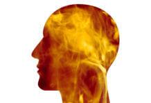 發燒會燒壞腦袋嗎?(圖片來源:https://pixabay.com)