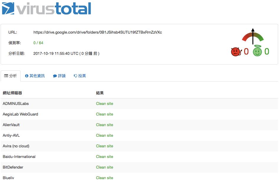 鴻海基金會雲端文件網址一切正常。(圖/微醺梅酒拍攝)