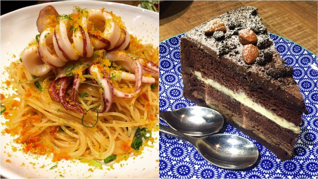 Cin Cin Osteria 請請義大利餐廳。(圖/吐司客拍攝)