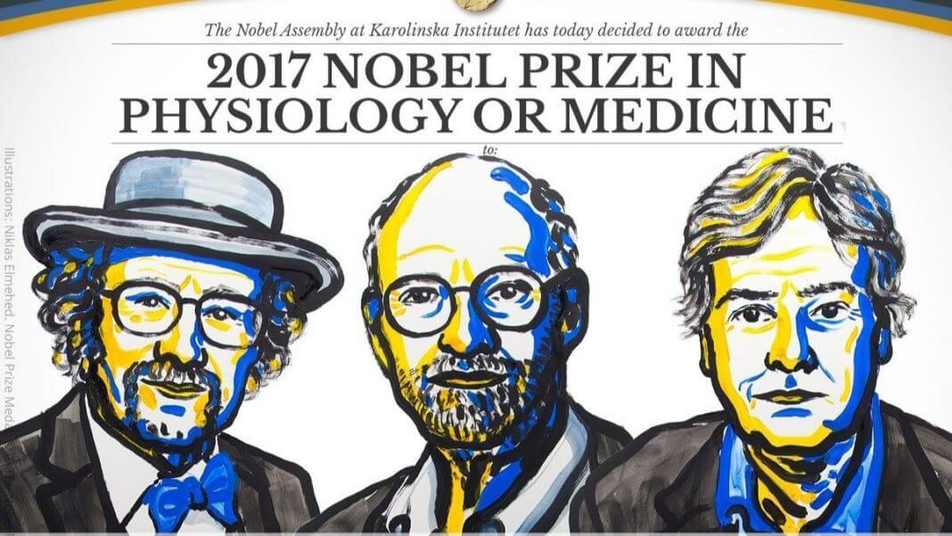 諾貝爾醫學獎的健康忠告 只有四個字「不要熬夜」?請不要用謠言污辱諾貝爾獎,好不好啊?(圖片來源:https://twitter.com/NobelPrize)