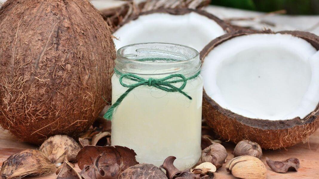 椰子油真的可以改善老年失智的問題 嗎?連新光金控董座吳東進都搶買椰子油?(圖片來源:https://pixabay.com)
