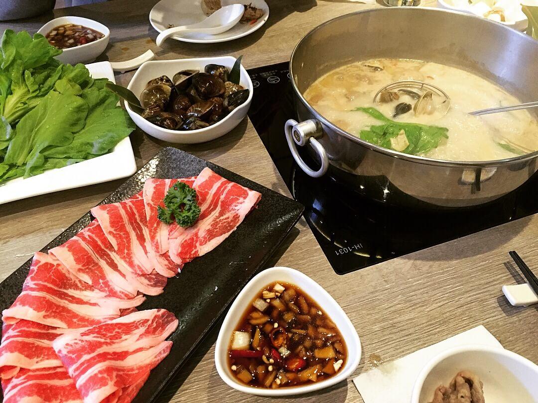 火鍋106粵式豬肚煲鍋。(圖/吐司客拍攝)