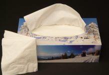 回收紙漿衛生紙含雙酚A