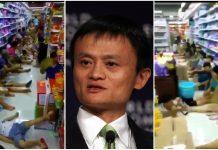 馬雲在杭州開的全中國第一家無人超市 ,中國大媽集體來店避暑?這次誤會中國大媽了!(由 英文維基百科的World Economic Forum, CC BY-SA 3.0, https://commons.wikimedia.org/w/index.php?curid=65437776)