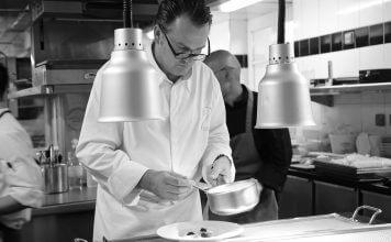 來點Sense/南法蔚藍海岸 米其林二星 餐廳主廚,限時呈獻今年秋天最迷人的地中海餐宴。(圖/台北萬豪酒店提供)