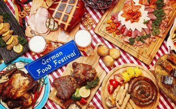 來點Sense/台北西華飯店「 德國美食節 」!大口暢快的德式饗宴限時登場。(圖片/台北西華飯店提供)