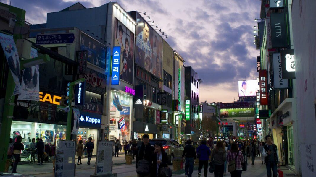 來點Sense/釜山不只南浦洞好買!5個 釜山購物聖地 大公開(Photo via flickr, by JI HOON KIM, CC License)