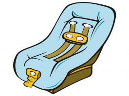 專家Show Time/為什麼兒童必須乘坐 兒童安全座椅 ?兒童死亡回顧機制守護安全(圖片來源:https://pixabay.com)