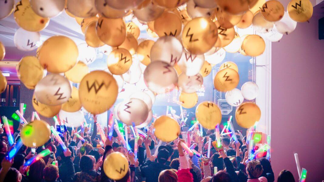 來點Sense/ 台北W飯店 「IT'S A WRAP終年慶」跨年倒數派對強勢回歸。(圖片提供/台北W飯店)