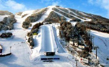 來點Sense/ 韓國冬天限定行程 !滑雪、冰釣、賞雪渡假趣(Photo via Welli Hilli Park渡假村官網)