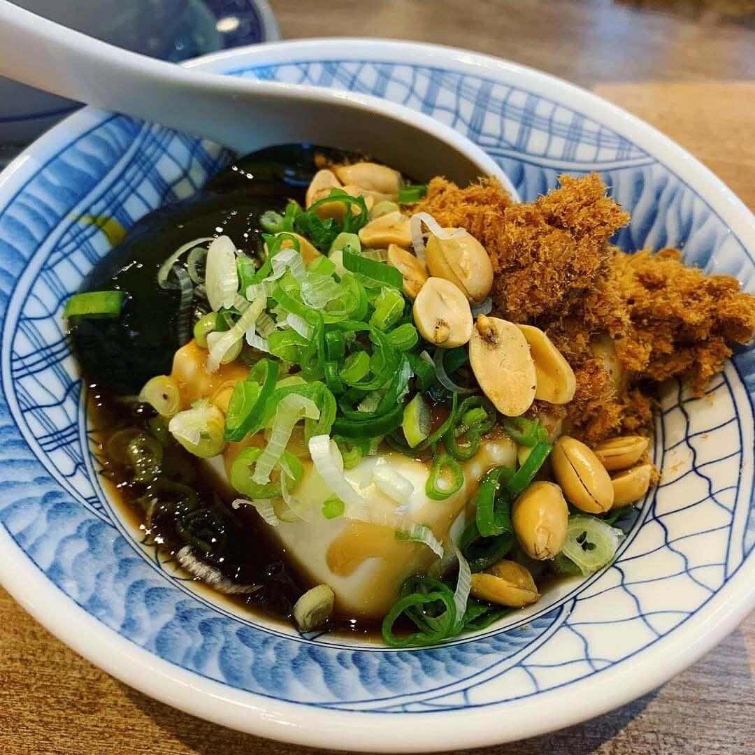 皮蛋豆腐(圖/吐司客拍攝)