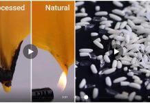 上集/你吃的是 真食物還是假食物 ,16種方法輕鬆辨認?臉書瘋傳影片非常有問題喔!