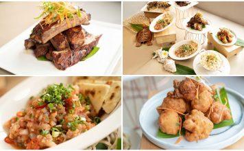 來點Sense/新板希爾頓酒店 「關島美食節」,享受美食再抽關島來回機票。(圖片/台北新板希爾頓提供)