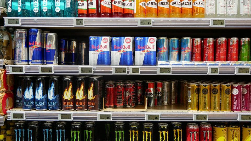 為什麼能量飲料能提神(圖翻攝自網路)