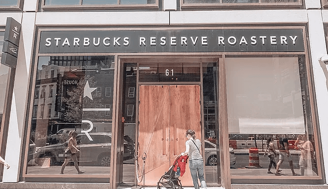 Starbucks Reserve Roastery 星巴克典藏店(Wen The Travel Begins拍攝)