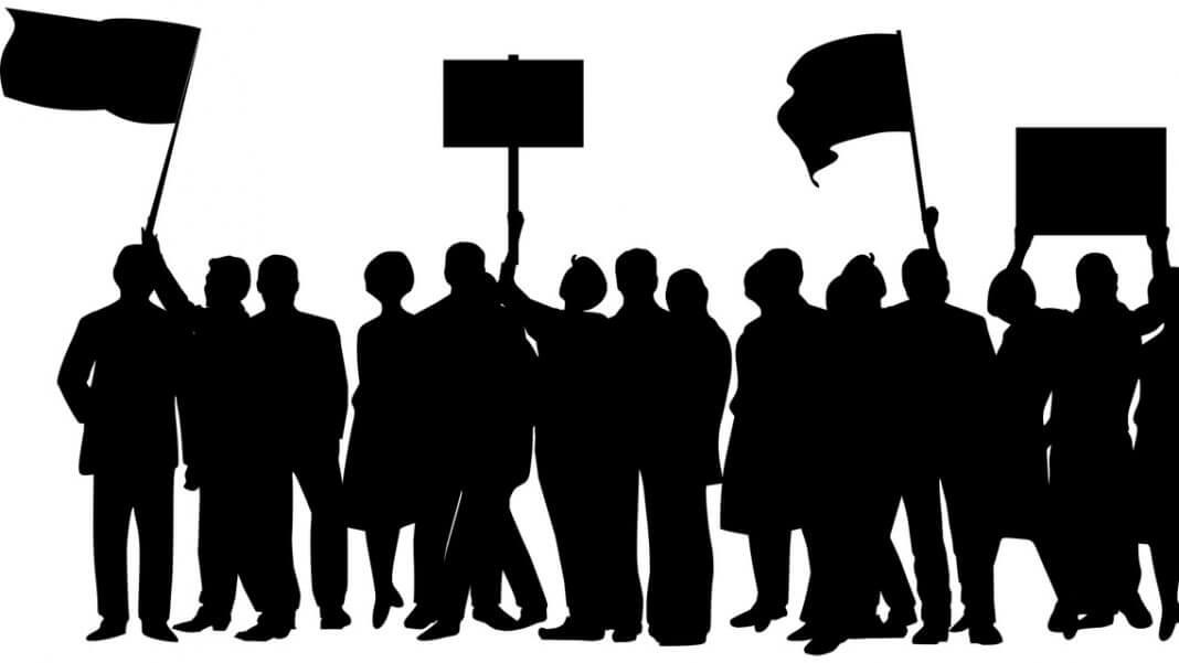 美國多州爆發獨立運動 ,宣布進入內亂時期?內容農場又開始瞎掰了(圖片來源:https://pixabay.com)