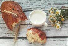 「 國民早餐 」麵包和牛奶不能吃,小心要洗腎?錯!又是標題誤導各位了(圖片來源:https://pixabay.com)