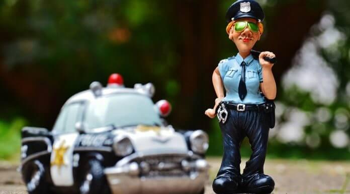 交通大執法(圖翻攝自網路)