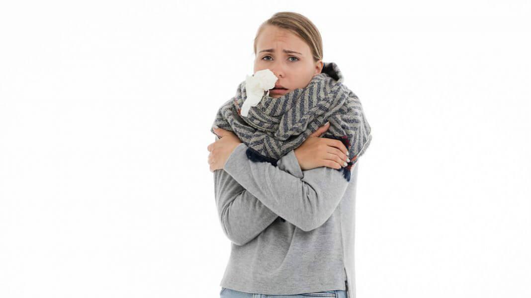 感冒跟保暖著涼無關(圖翻攝自網路)