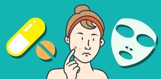 網路盛傳口服A酸、 敷面膜可以治痘痘 ,可信嗎?真相不是你想的那樣!