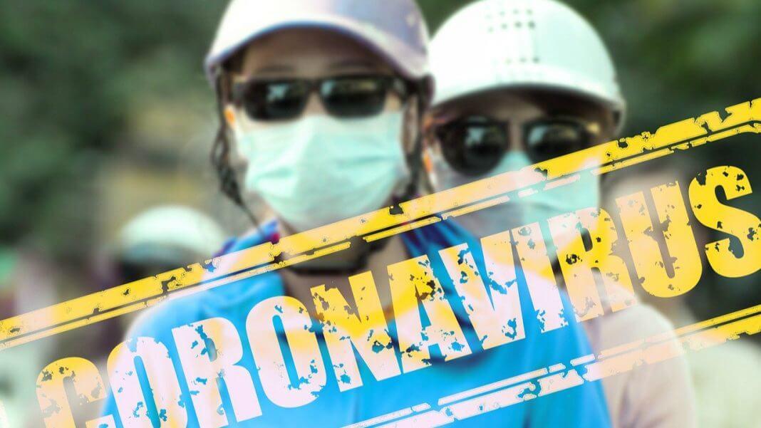 武漢肺炎6例家庭感染在新店(圖翻攝自網路)