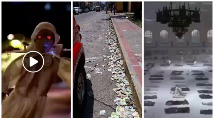 義大利政府夜晚用殭屍無人機 、把錢到處丟棄、屍體太多集體掩埋,通通都是謠言別相信!