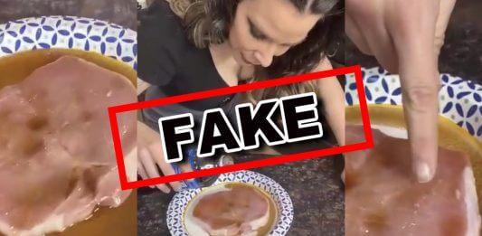 別再傳啦!「 可樂把生豬肉的寄生蟲逼出來 」影片疑點多多